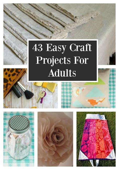 diy craft projects for adults 1000 images about gifts to make on handmade
