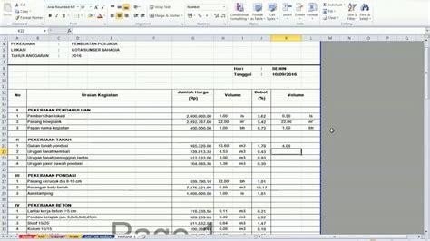 cara membuat neraca harian cara membuat laporan harian proyek konstruksi youtube