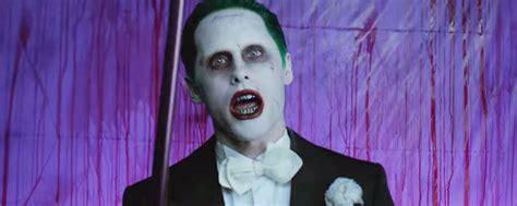 ver imagenes joker escuadr 243 n suicida jared leto protagoniza un videoclip