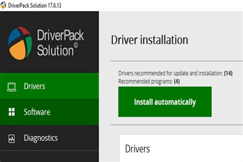 Driver Pack Solution 17 6 6 driverpack solution 17 6 13