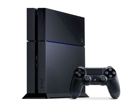 play station console playstation 4 console