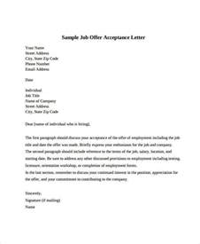 Acceptance Letter Document Letter Of Continued Interest Letter Of Recommendation