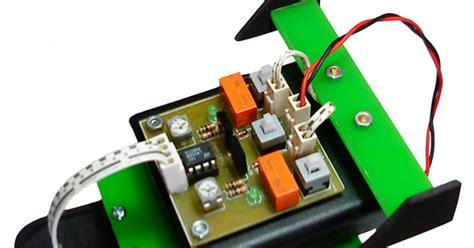 membuat robot kontrol sederhana membuat robot line follower sederhana pemula elektronika