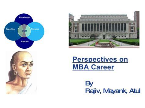 Mba Career Advice by Career Advice For Mba Aspirants