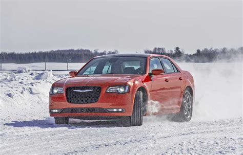 chrysler 300 winter driving fca winter drive exercise program our auto expert