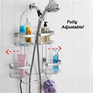 expanding shower caddy home decor bathroom