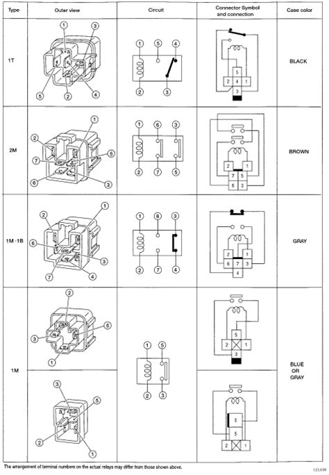 diagram of 2008 nissan altima relays diagram free engine