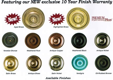 Door Hardware Finishes by Door Hardware Finishes Most Popular Finish
