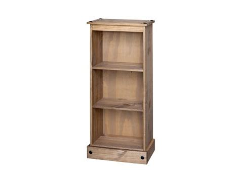 low narrow bookcase corona low narrow bookcase