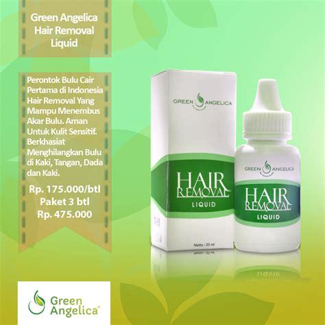 Penghilang Bulu Hair Removalgreen Perontok Bulu obat perontok bulu permanen green penghilang bulu