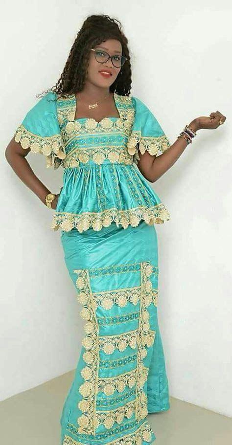 Modele Bazin Femme 2018
