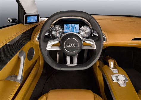 How To Shoo Car Interior At Home by Audi E Detroit Showcar Concept Cars Diseno