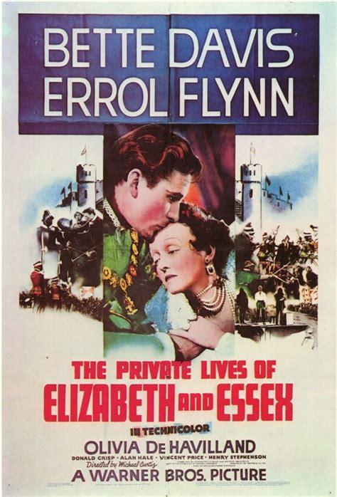 the private lives of the private lives of elizabeth essex movie posters from movie poster shop