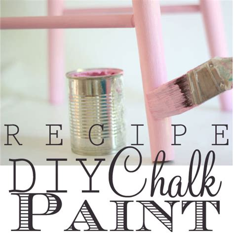 diy chalk paint with enamel plain to preppy stool makeover using diy chalk paint in