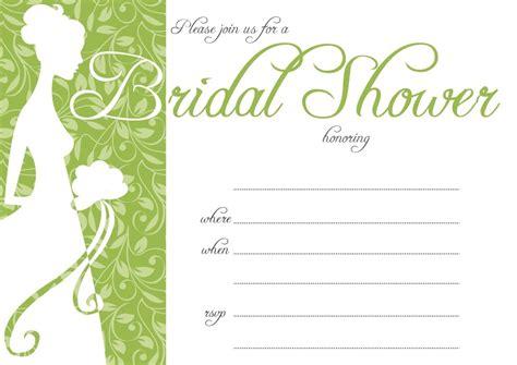 wedding shower invitations free come with me bridal shower invite popsugar food