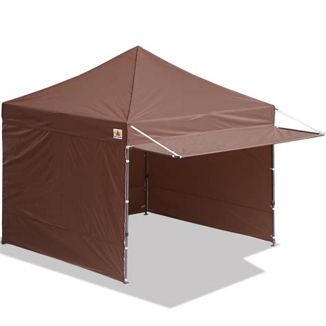easy awn tent 10x10 abccanopy easy pop up canopy tent instant shelter