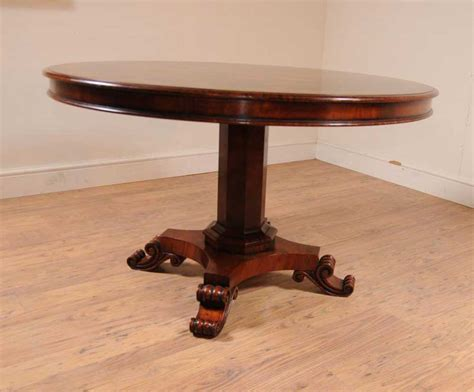 Marquetry Dining Table Regency Centre Table Marquetry Inlay Dining Tables Ebay