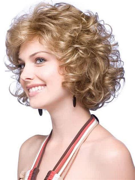 forward cut curly shag hairstyles 20 hairstyles for thick curly hair girls short shaggy