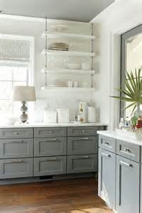 suspended shelves kitchen big ideas for small kitchen spaces