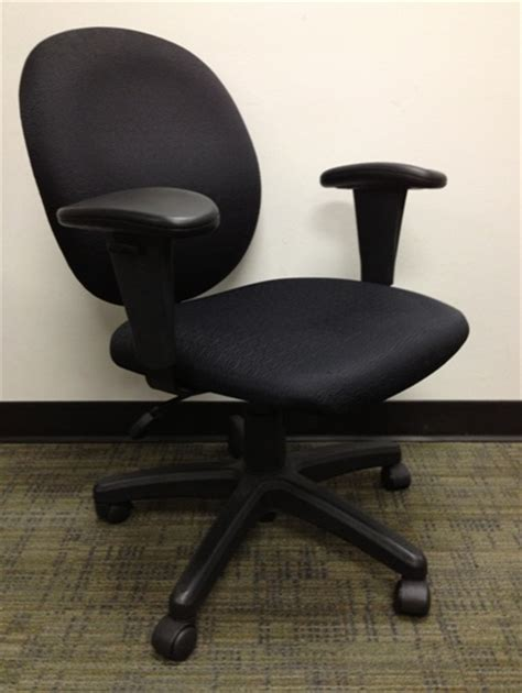 corporate express office furniture used office chairs corporate express black fabric task