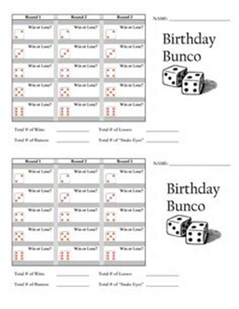 1000 images about bunco on bunco