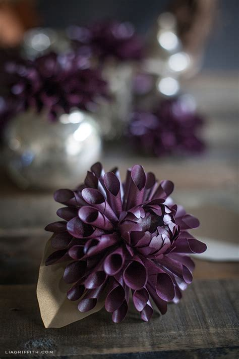 how to make 20 different paper flowers the crafty
