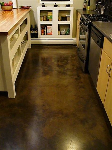 Pictures of Concrete Flooring Surface Treatments