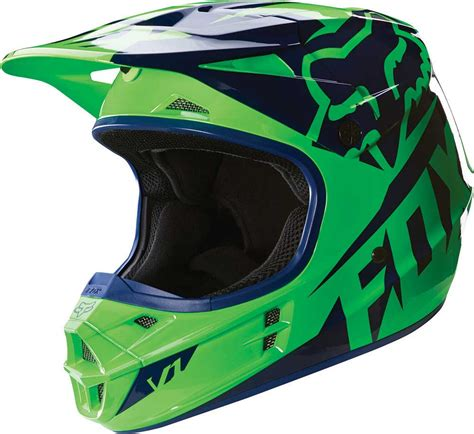 fox motocross helmets 2016 fox racing v1 race youth helmet motocross dirtbike