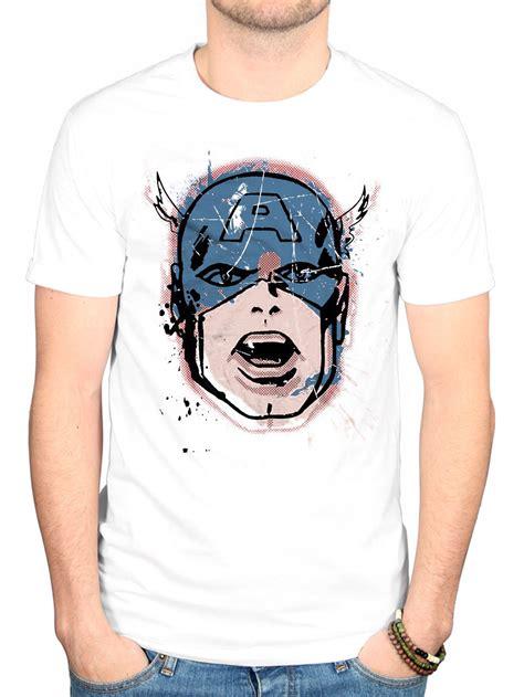 Kaos Captain America Tshirt Captain America Original Gildan Softstyle popular distressed t shirt buy cheap distressed t shirt