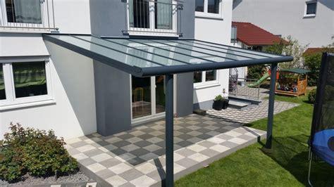 terrassendach aluminium glas terrassend 228 cher carports und markisen weber terrassendach