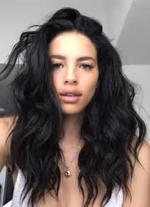 and wavy hair styles for black best 25 black hair ideas on pinterest short black hair
