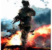 Of Duty Modern Warfare Military Soldier Fire Gun Action 1028x1028