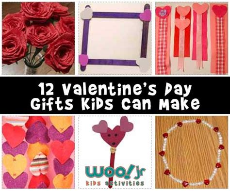 crafts for presents gifts can make woo jr activities
