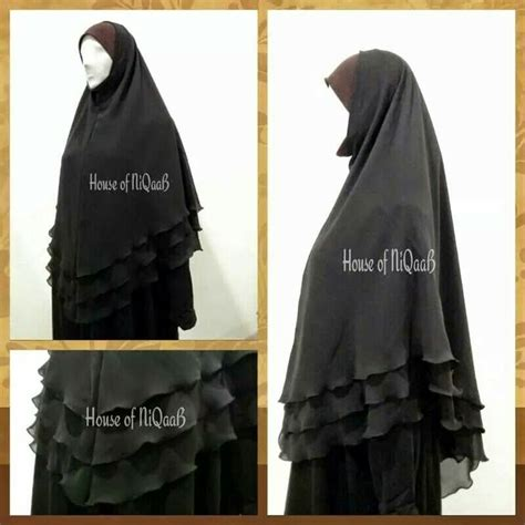 tutorial niqab yemen layered khimar inspired niqab n khimar pinterest