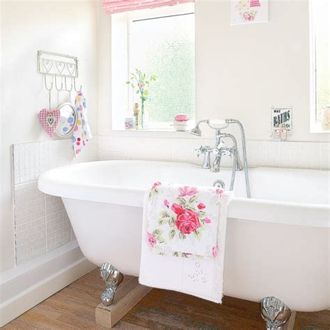 vintage floral bathroom housetohome co uk