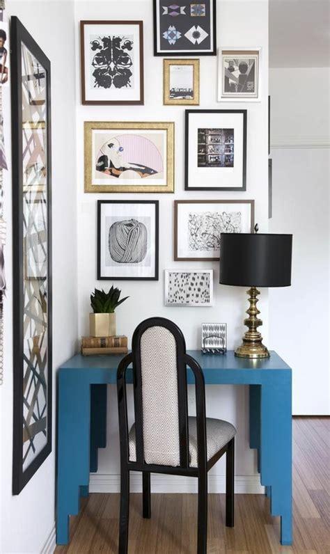 attrayant deco couloir noir et blanc 13 papier peint 1001 conseils et id 233 es pour arranger un mur de cadres