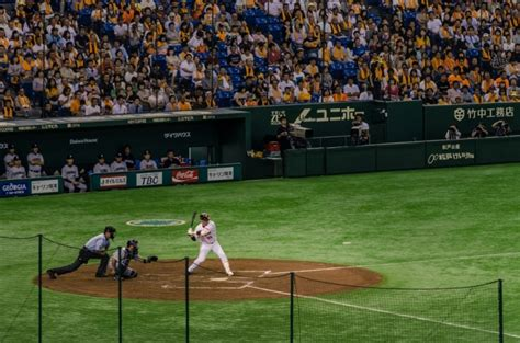 who sings swing batter batter swing a yomiuri giants game at tokyo dome les taylor photo