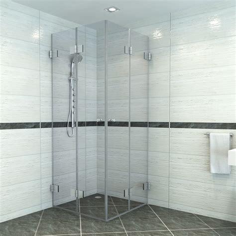 bodengleiche dusche mit wegklappbaren glast ren fishzero dusche glast r kalk verschiedene design