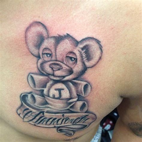 cute teddy bear tattoo designs teddy tattoos designs ideas and meaning tattoos
