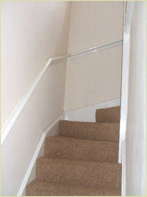 Oak Banisters And Handrails Install Wall Handrails