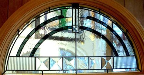 Interior Decorating Home modern stained glass designs contemporary half round