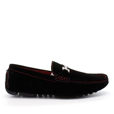 Mens Casual Suede Loafer Shoes Casual Moccasins Driving Shoes mens faux suede casual loafers moccasins slip on driving shoes uk sizes 6 11 new ebay
