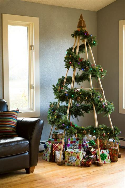 20 unique diy christmas tree ideas and projects anyone