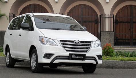 Rak Atas Mobil Kijang Innova kabar gembira toyota segera hadirkan all new kijang