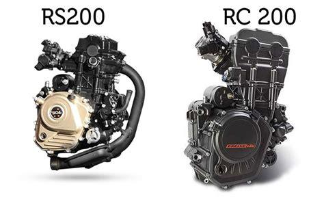 Ktm 200 Engine Bajaj Pulsar Rs200 Vs Ktm Rc 200 Sagmart