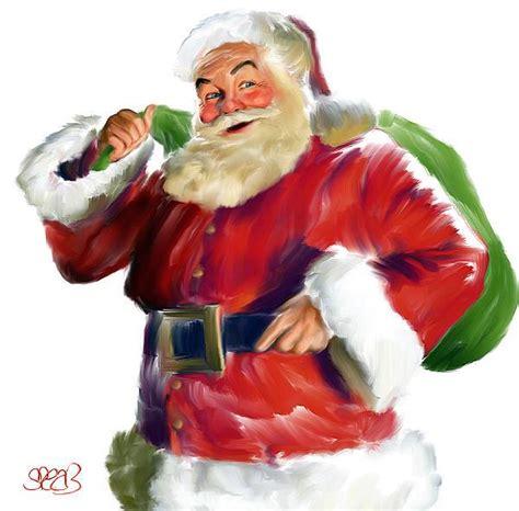 vintage santa claus santa claus vintage santa fineartamerica