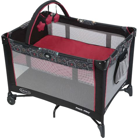 pink and brown graco pack n play with changing table graco pack n play playard with newborn napper lite weave
