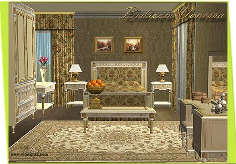 Sims 2 Bedroom by Vitasims2 Objects Sims2 Skins Sims2