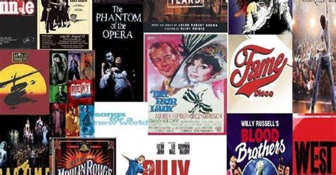 best musical the best broadway musicals