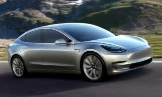 Tesla Electric Car Tesla Model 3 Has Arrived Exceeds Expectations Autotribute